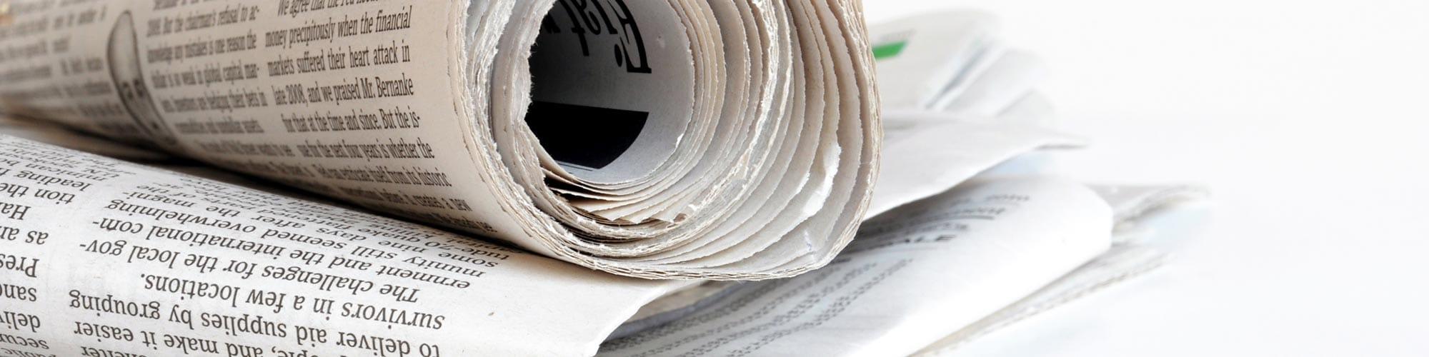 News & Umleitungen