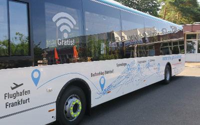 Fahrplanwechsel des Rhein-Main-Verkehrsverbundes